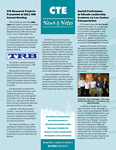 CTE News & Notes Spring 2011